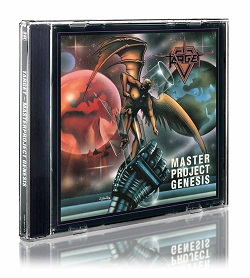 TARGET (Belgium) / Master Project Genesis (2017 reissue High Roller Records edition)