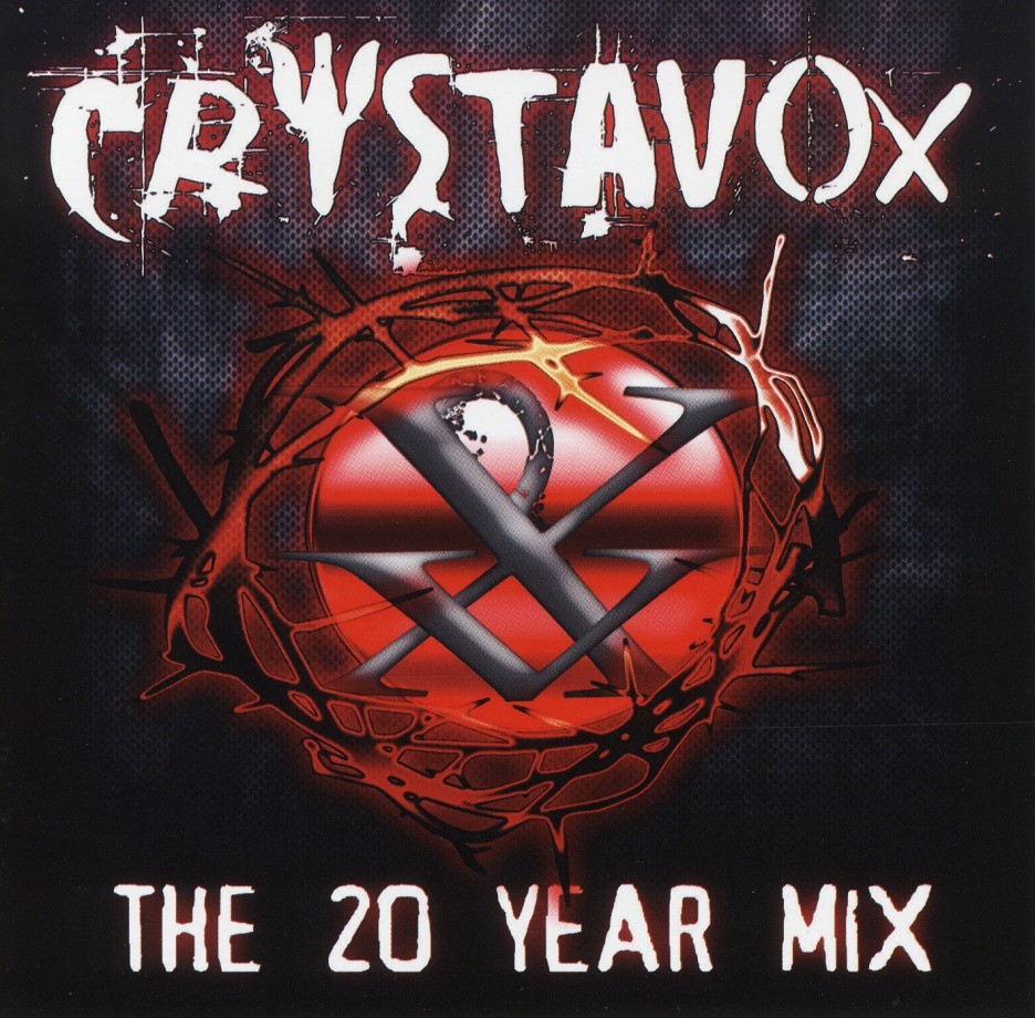 CRYSTAVOX (US) / The 20 Year Mix (CD+DVD)