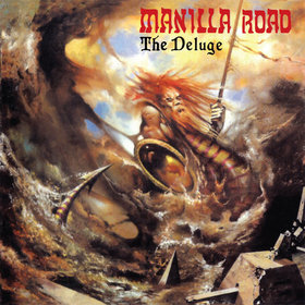 MANILLA ROAD (US) / The Deluge (2011 reissue)