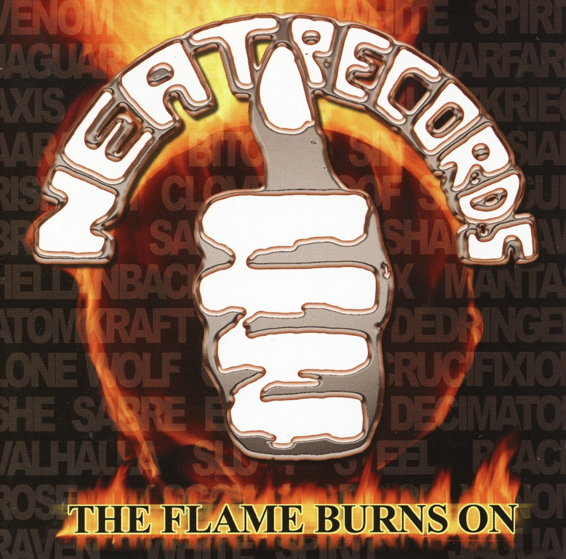 V.A. / The Flame Burns On - The Best Of Neat Records (2CD)