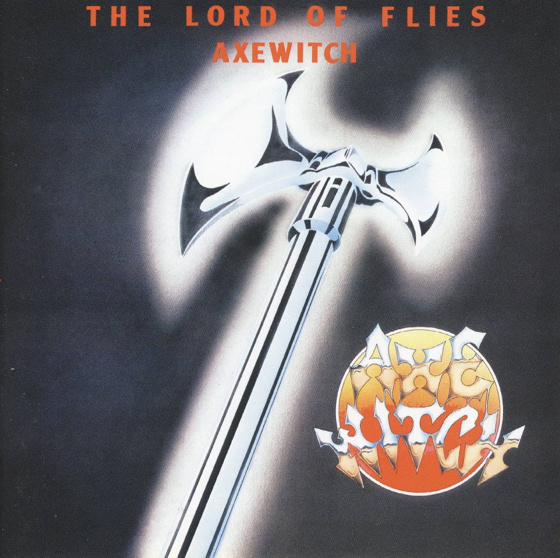 AXE WITCH (Sweden) / The Lord Of Flies + 9