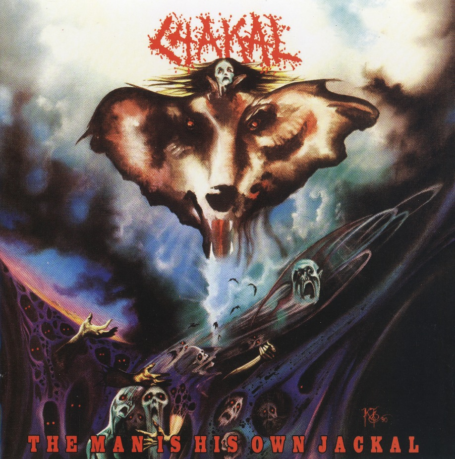CHAKAL (Brazil) / The Man Is His Own Jackal + Death Is A Lonely Business