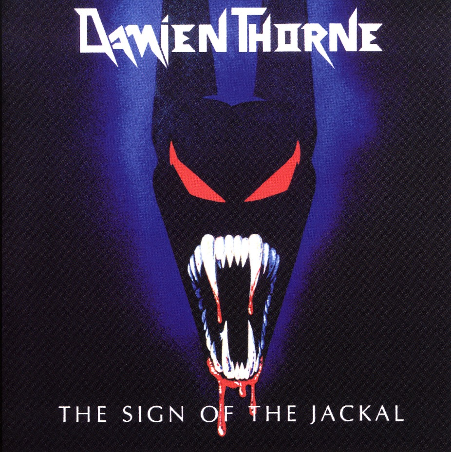 DAMIEN THORNE (US) / The Sign Of The Jackal + 4