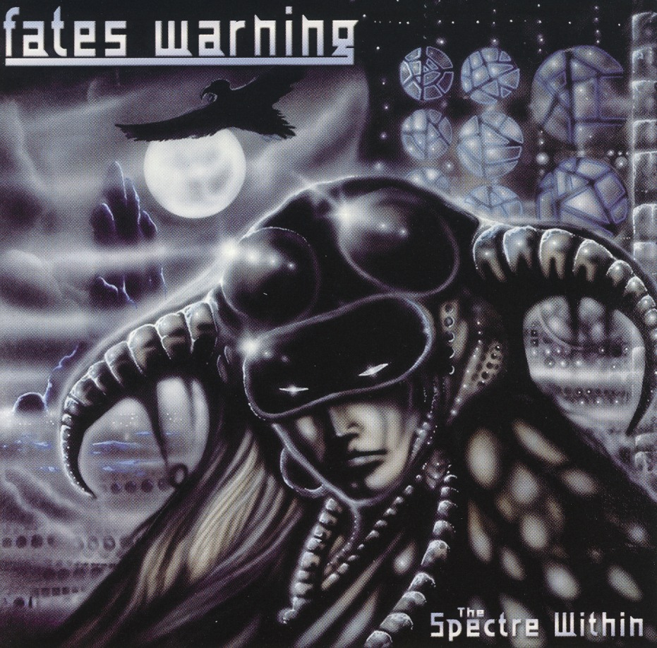 FATES WARNING (US) / The Spectre Within + 4