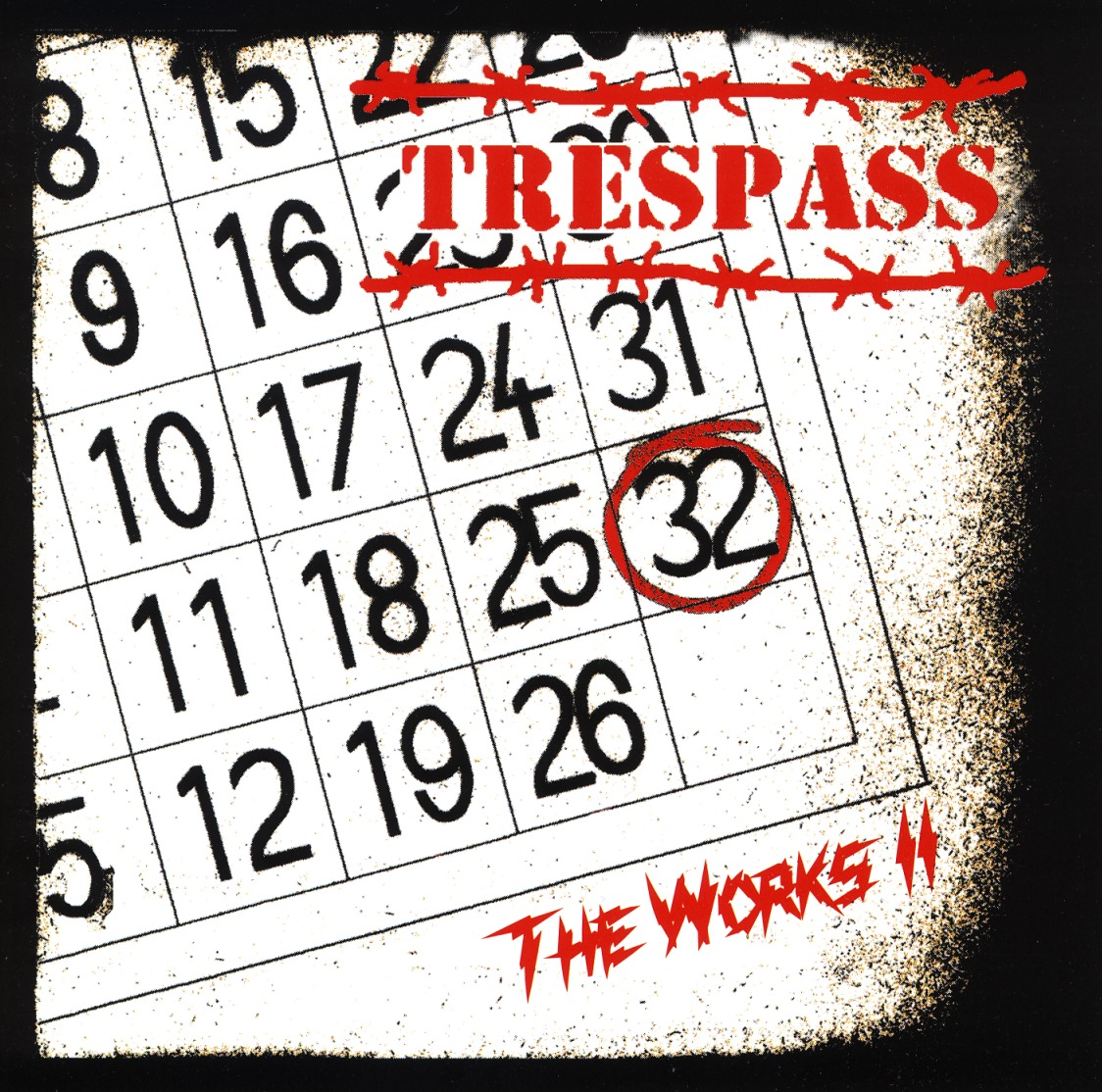 TRESPASS (UK) / The Works II