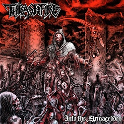 THRASHFIRE (Turkey) / Into The Armageddon