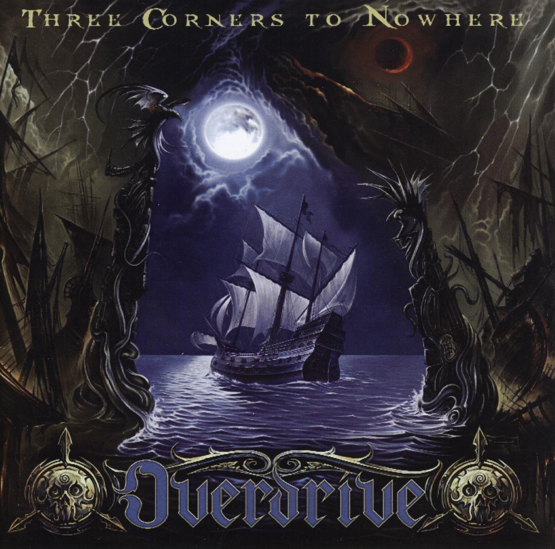 OVERDRIVE (UK) / Three Corners To Nowhere