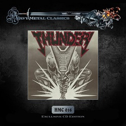 THUNDER (Germany) / All I Want + 10