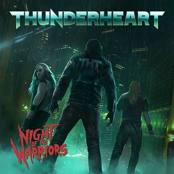 THUNDERHEART (Spain) / Night Of The Warriors