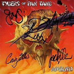 TYGERS OF PAN TANG (UK) / Ambush (Special set)
