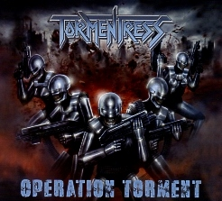 TORMENTRESS (Singapore) / Operation Torment (Limited digipak edition)