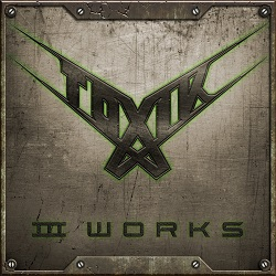 TOXIK (US) / III Works (3CD box set)