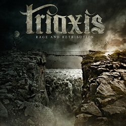 TRIAXIS (UK) / Rage And Retribution