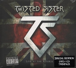 TWISTED SISTER (US) / Live At The Astoria (DVD+CD)