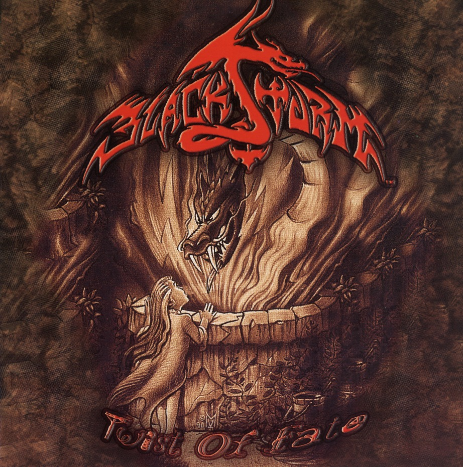 BLACKSTORM (US) / Twist Of Fate
