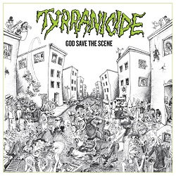 TYRRANICIDE (US) / God Save The Scene (Deluxe Edition 2CD)