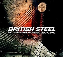 V.A. / British Steel - The Rising Force Of British Heavy Metal
