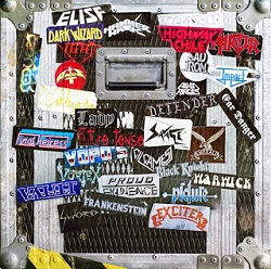 V.A. / Dutch Steel - 80s Metal From The Netherlands (2CD box)