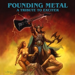 V.A. / Pounding Metal - A Tribute To Exciter