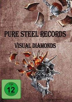 V.A. / Pure Steel Records - Visual Diamonds (DVD)