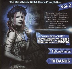 V.A. / The Metal Music GlobAlliance Compilation Vol. 2
