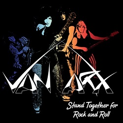 VAN ARX (Switzerland) / Stand Together For Rock And Roll