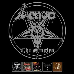 VENOM (UK) / The Singles (5CD box set)