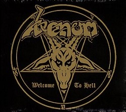 VENOM (UK) / Welcome To Hell + 11 (2016 reissue)