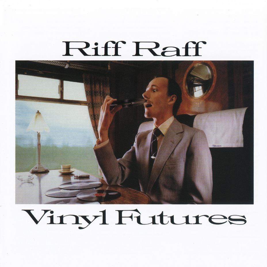 RIFF RAFF (US) / Vinyl Futures (collector's item)