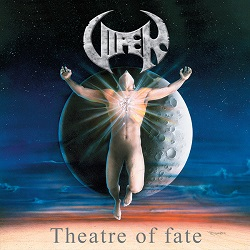 VIPER (Brazil) / Theatre Of Fate + 3 (2019 reissue)
