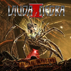 VIUDA NEGRA (Spain) / Al Final / In The End (2CD)