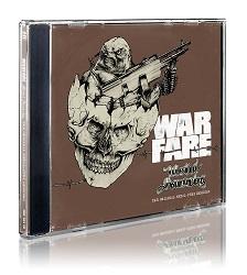 WARFARE (UK) / Metal Anarchy: The Original Metal-Punk Sessions