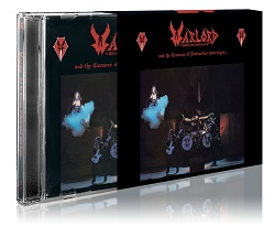 WARLORD (US) / And The Cannons Of Destruction Have Begun... (2016 reissue 2CD with slipcase)
