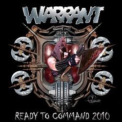 WARRANT (Germany) / Ready To Command 2010
