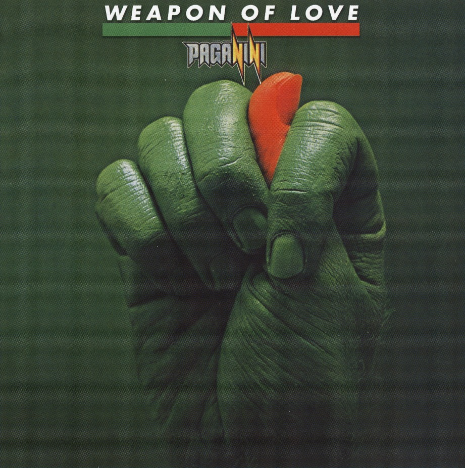 PAGANINI (Switzerland) / Weapon Of Love + 4