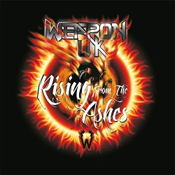 WEAPON (UK) / Rising From The Ashes + 2