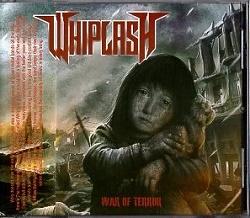 WHIPLASH (Indonesia) / War Of Terror