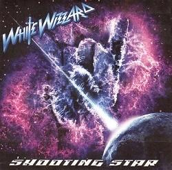 "WHITE WIZZARD (US) / Shooting Star (7"" vinyl)"