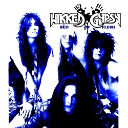 WIKKED GYPSY (US) / Bed Of Flesh