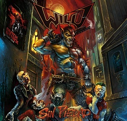 WILD (Spain) / Sin Piedad (Label release edition)