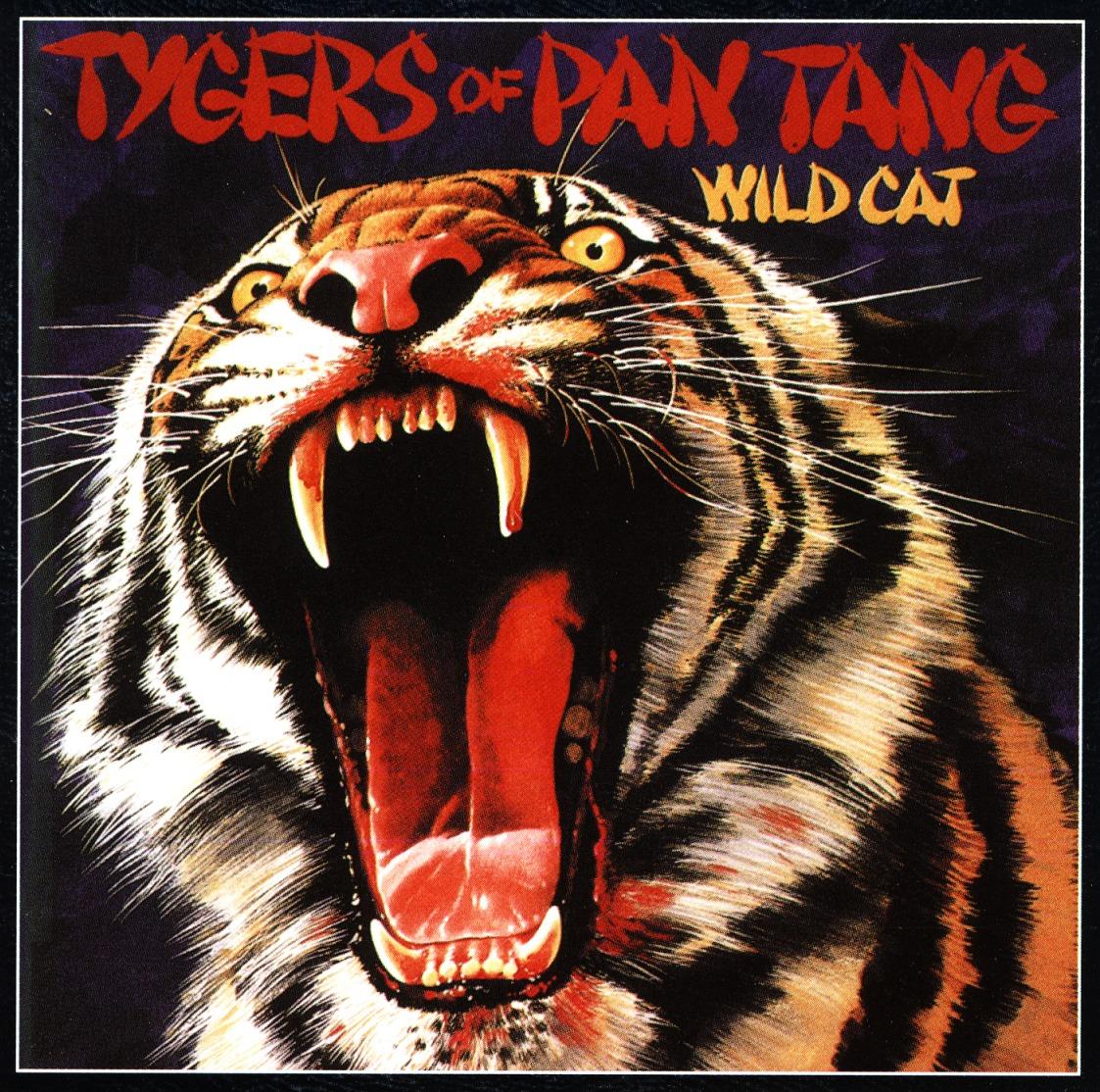 TYGERS OF PAN TANG (UK) / Wild Cat + 8