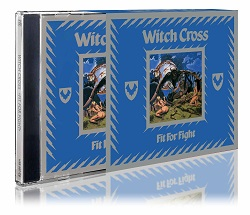 WITCH CROSS (Denmark) / Fit For Fight (2018 reissue)