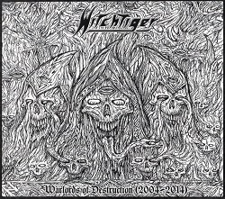 WITCHTIGER (Finland) / Warlords Of Destruction 2004-2014 (Thailand edition)