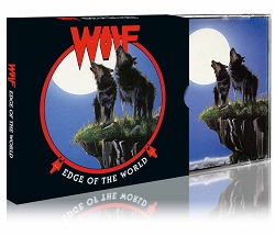 WOLF (UK) / Edge Of The World (2019 reissue)