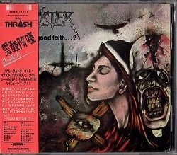 XYSTER (UK) / In Good Faith...? + Black Bible