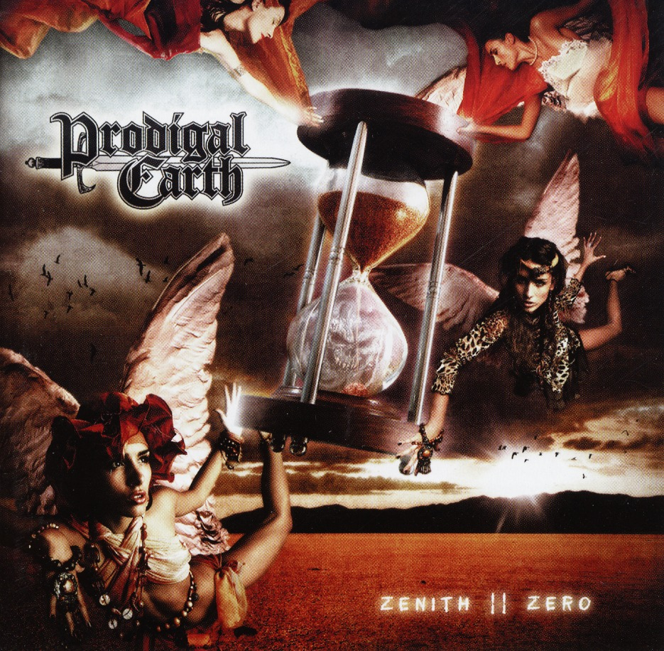 PRODIGAL EARTH (Cyprus) / Zenith II Zero