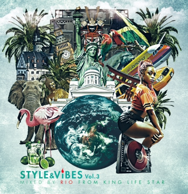 RIO from KING LIFE STAR / STYLE & VIBES vol.3