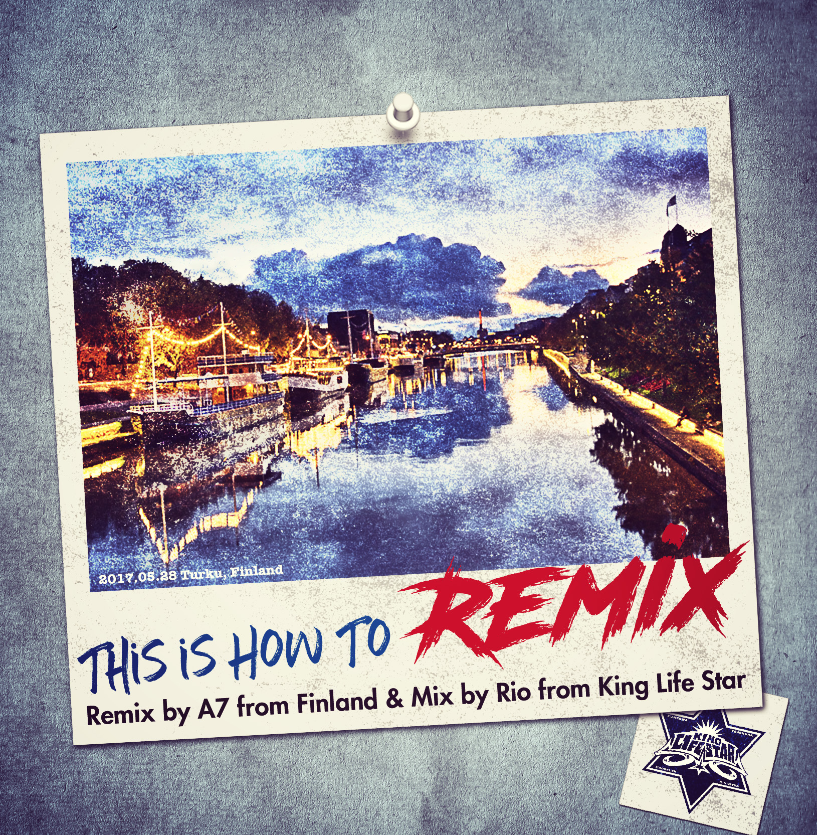 RIO from KING LIFE STAR & A7 / This is How To Remix