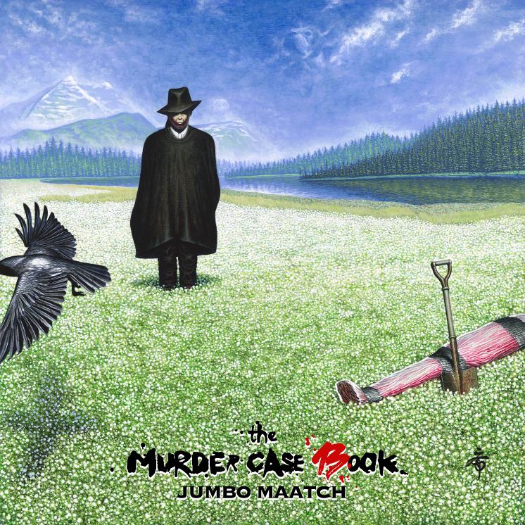 JUMBO MAATCH / the MURDER CASE BOOK