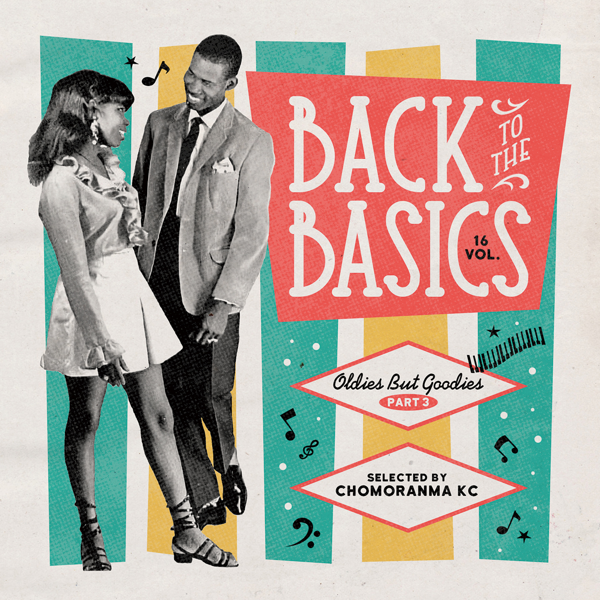 CHOMORANMA SOUND / BACK TO THE BASICS VOL.16 -Oldies But Goodies Part.3-